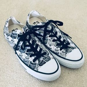 LIMITED EDITION Campbell's Converse Shoes